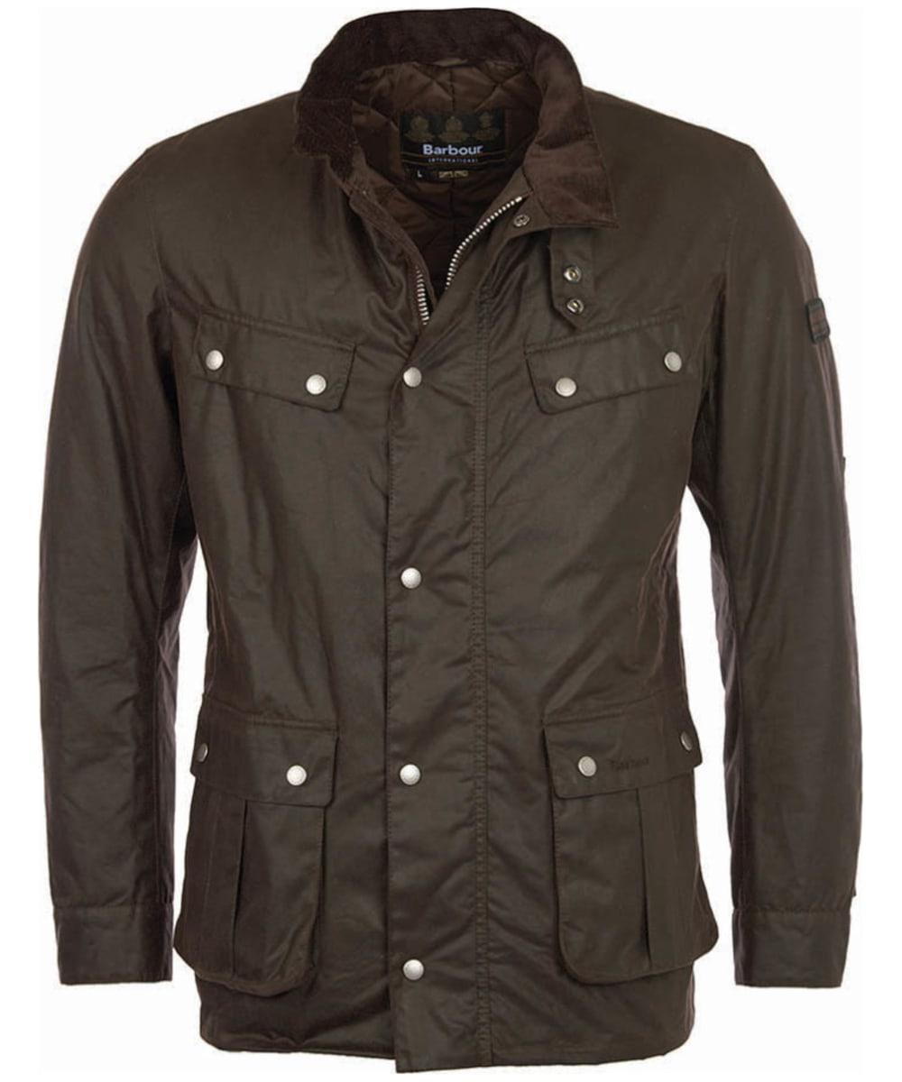 Duke Men's Barbour Jacket International Wax OU4wgU