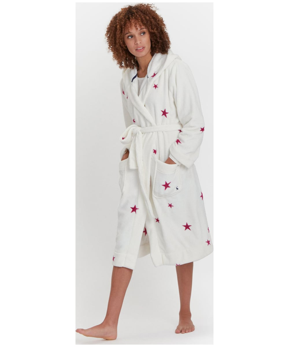 Women\'s Joules Rita Fluffy Dressing Gown
