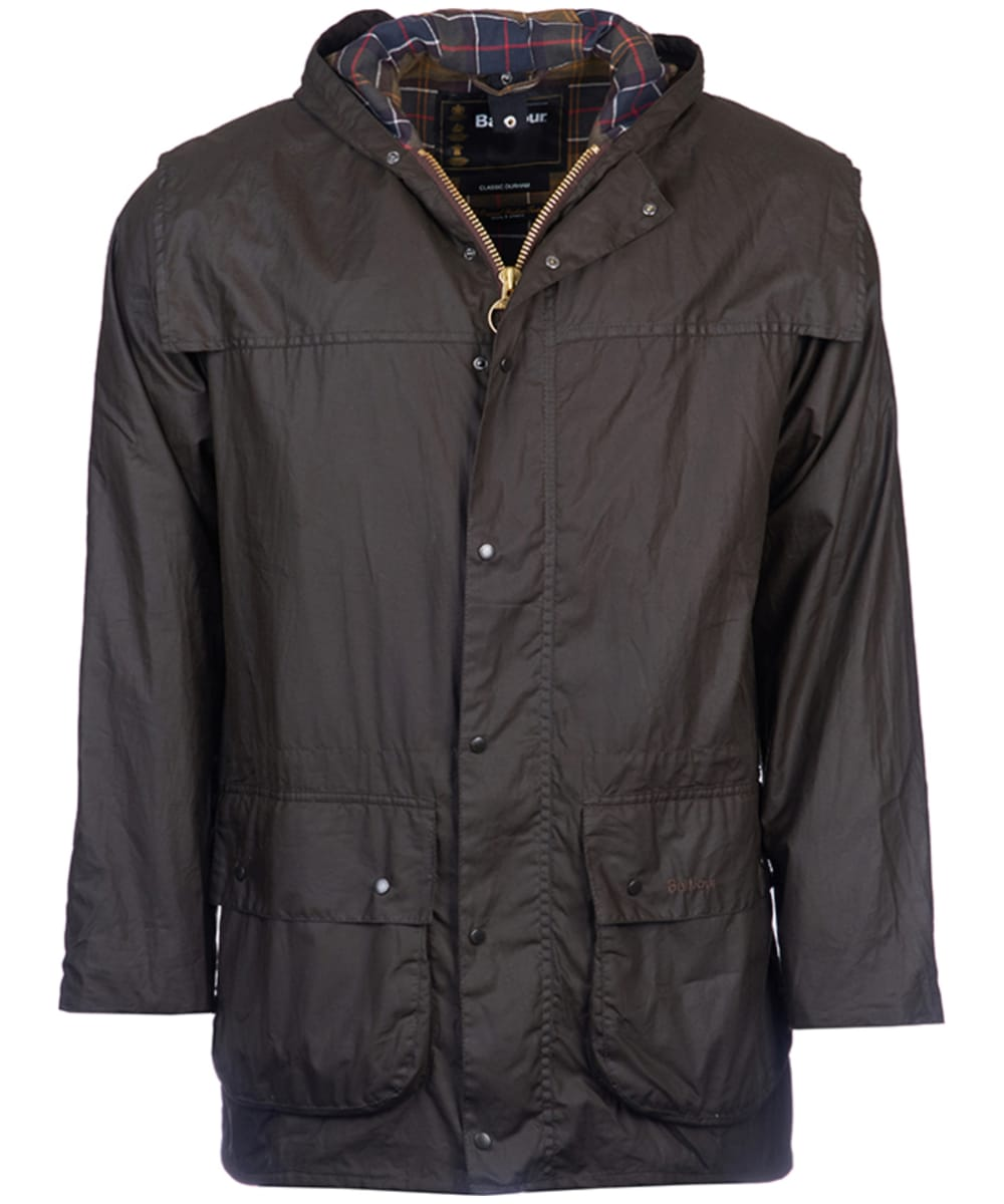 barbour tops men's