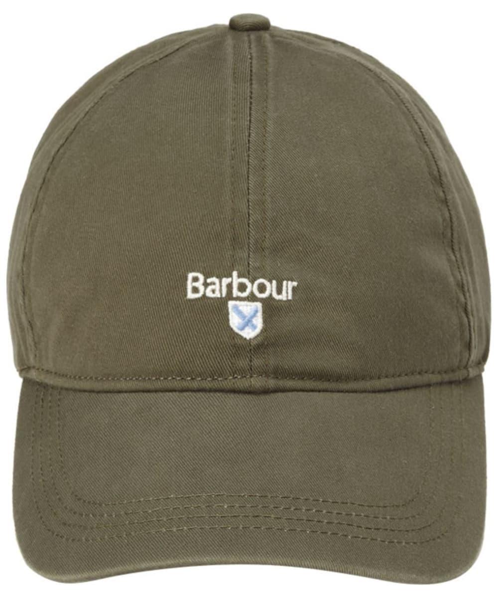 c0f1afba9b7 ... Men s Barbour Cascade Sports Cap - Olive ...