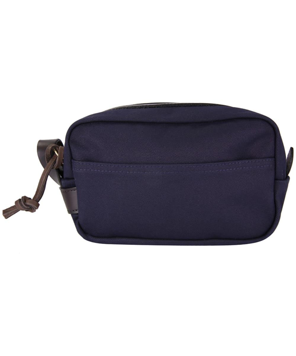 72408975edaa Filson Travel Kit Wash Bag - Navy