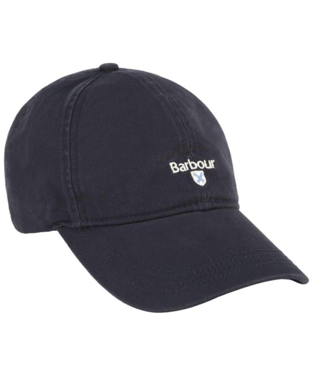 de6edb50468 ... Men s Barbour Cascade Sports Cap - Navy ...