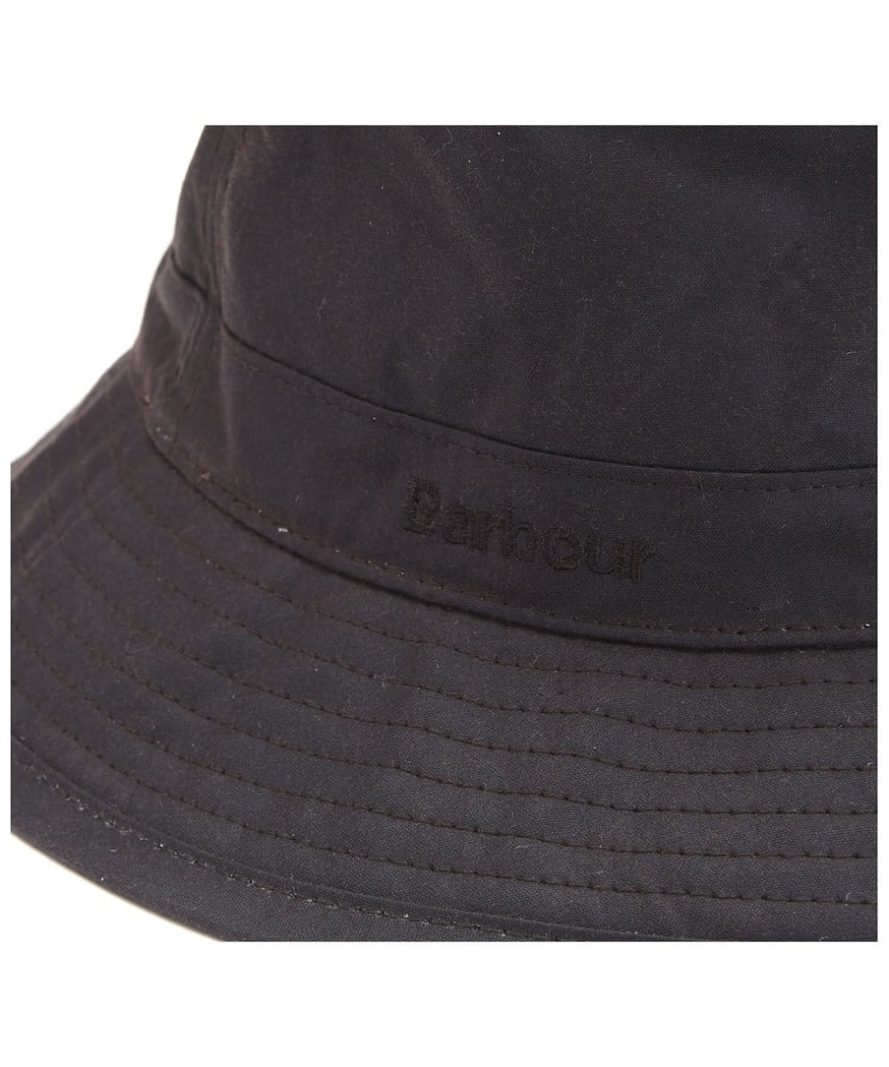 b8942cc294d9a ... Men's Barbour Waxed Sports Hat - Rustic ...