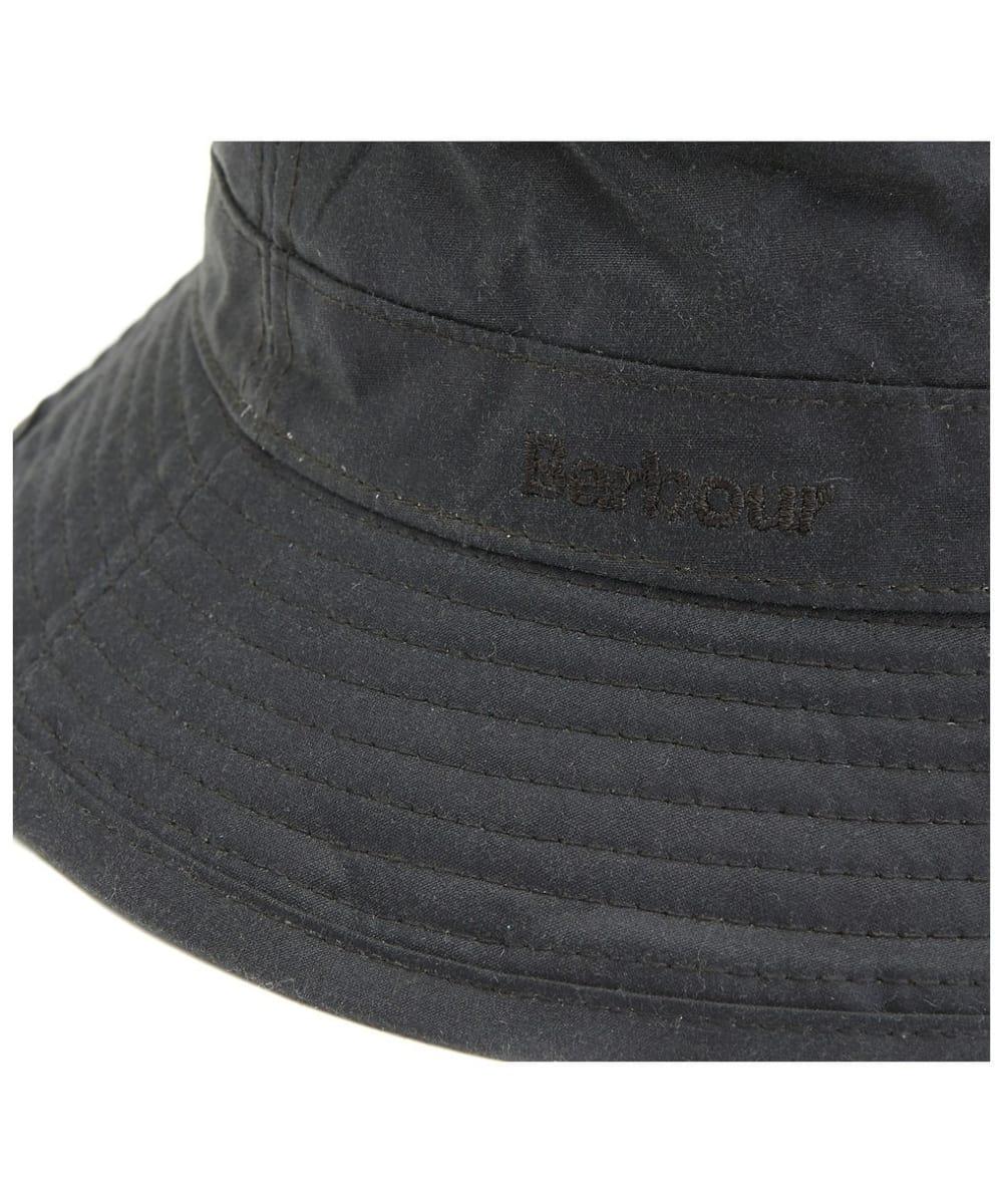 084b7c134bd6e ... Men s Barbour Waxed Sports Hat - Sage ...