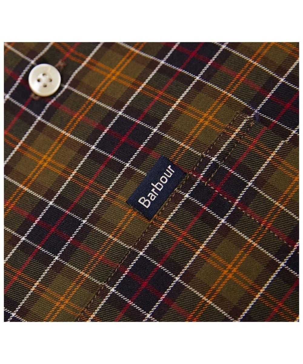 e1f29910ddd ... Men's Barbour Malcolm Tailored Shirt - Classic Tartan