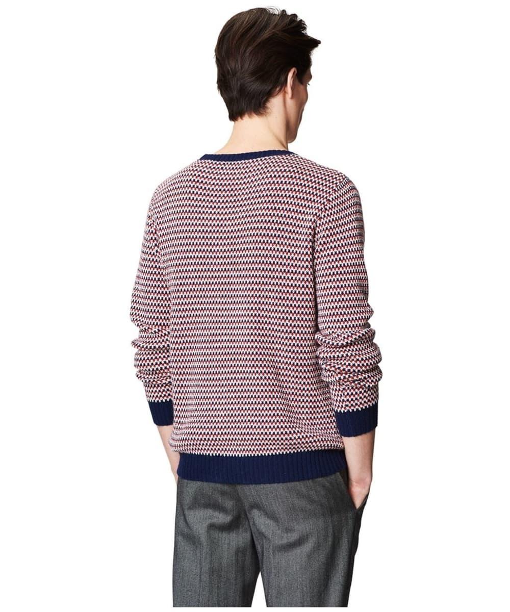 Men S Gant Jacquard Crew Sweater