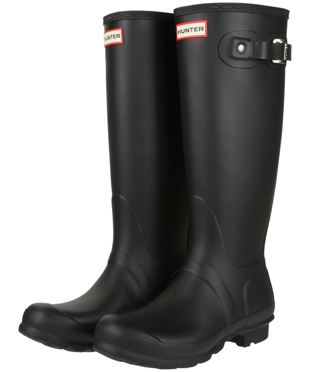 6b7208447fb0 Women s Hunter Original Tall Wellington Boots - Black