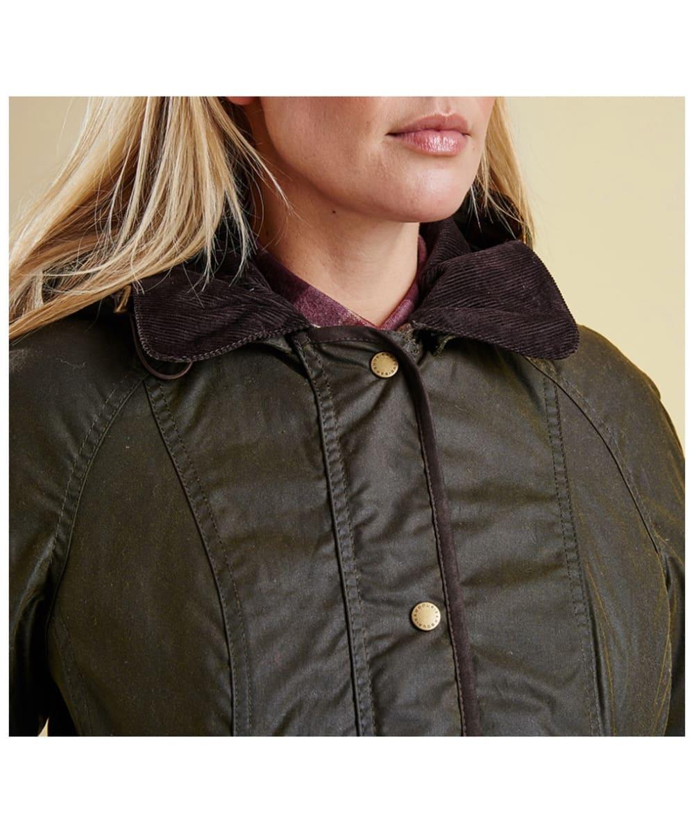 barbour bower jacket