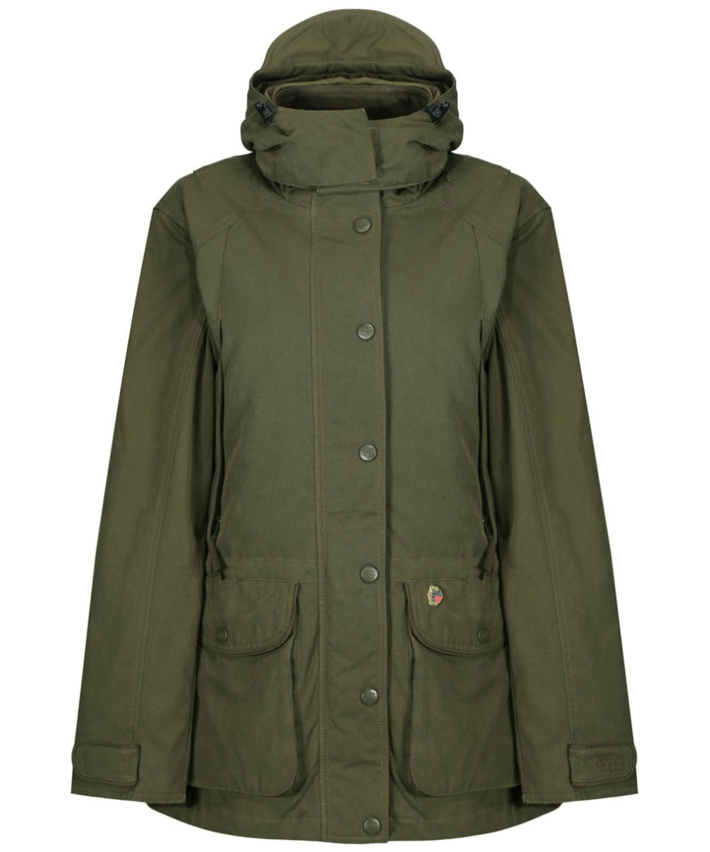 f983f63461f06 Women's Alan Paine Dunswell Waterproof Coat - Olive