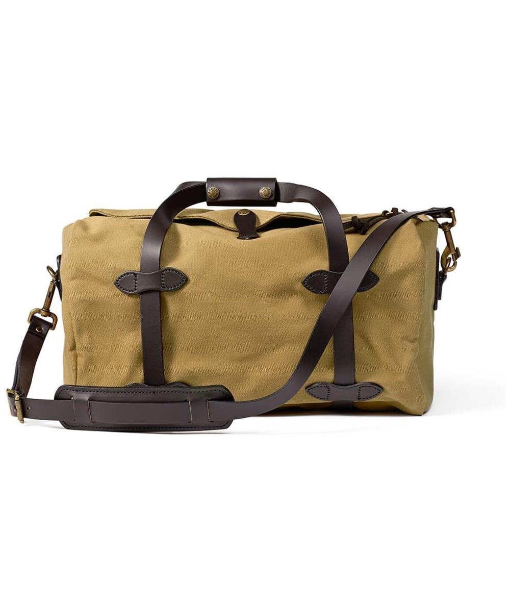 6c22cf500314 Filson Small Duffle Bag - Dark Tan