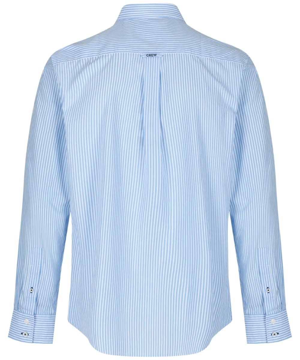 Men S Crew Clothing Classic Stripe Shirt