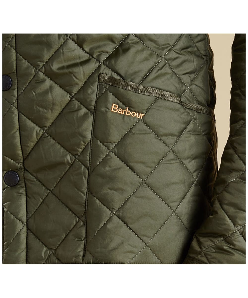 Men S Barbour Heritage Liddesdale Quilted Jacket