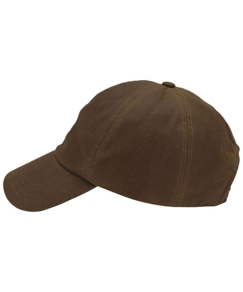 52e7acc42c9 ... Men s Barbour Waxed Sports Cap - Sandstone ...