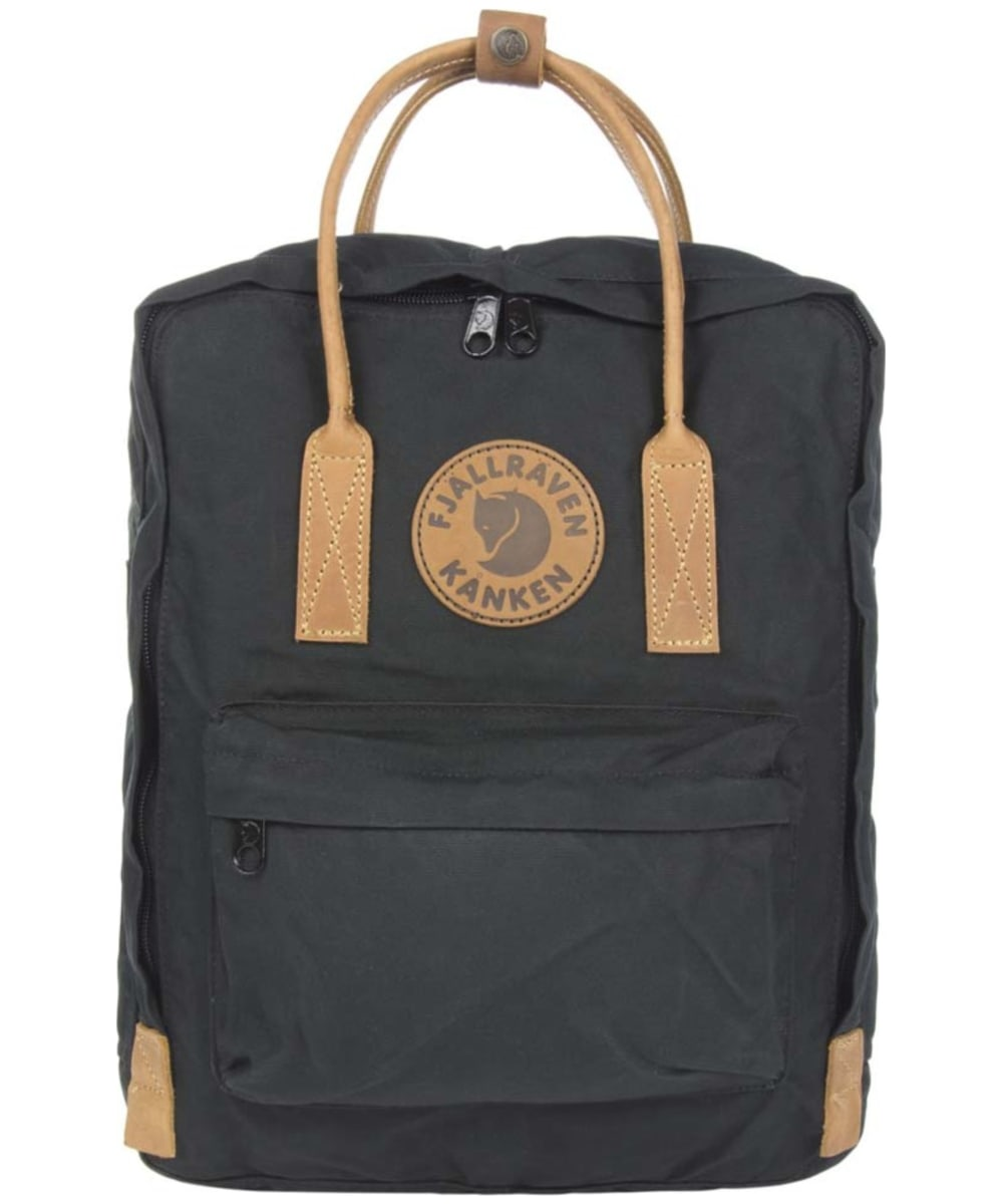 Fjallraven Kanken No.2 Backpack - Black 6ac9b7aa0f