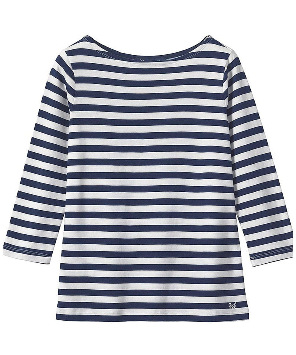 f079439c8dd7 Women's Crew Clothing Ultimate Breton Top - Navy | White