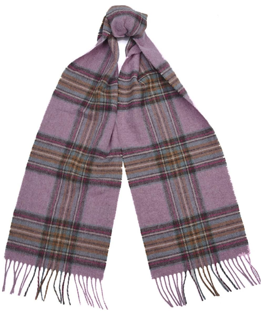 Women S Barbour Country Check Scarf