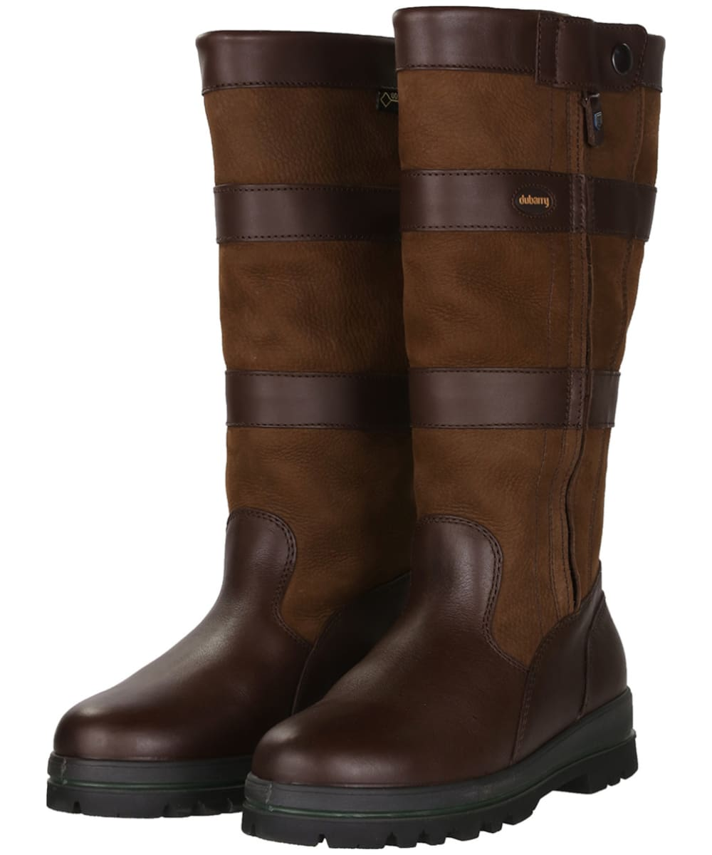 Dubarry Wexford Leather Boots