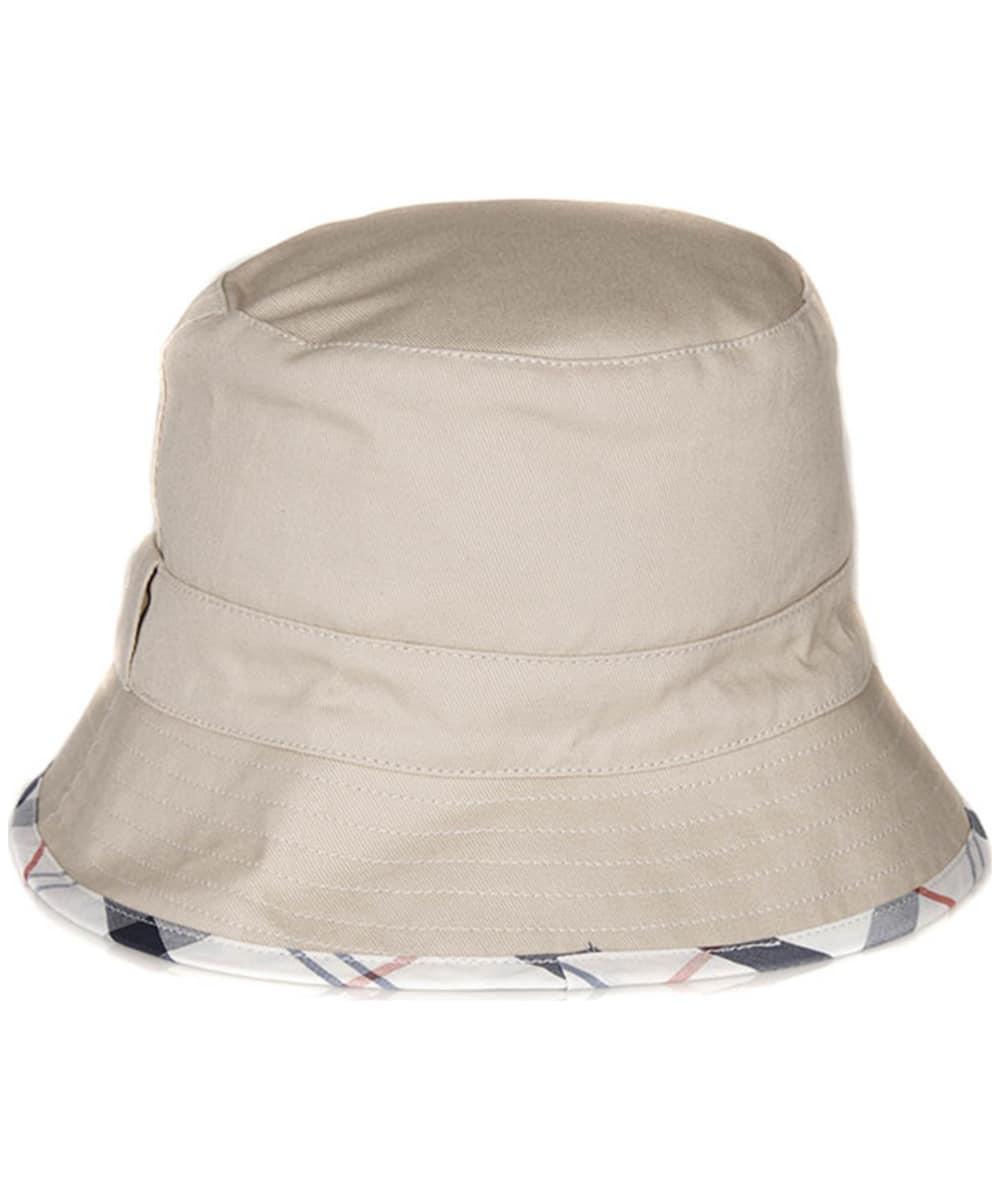 5dbde872d36 ... Women s Barbour Langton Reversible Hat - Cream ...