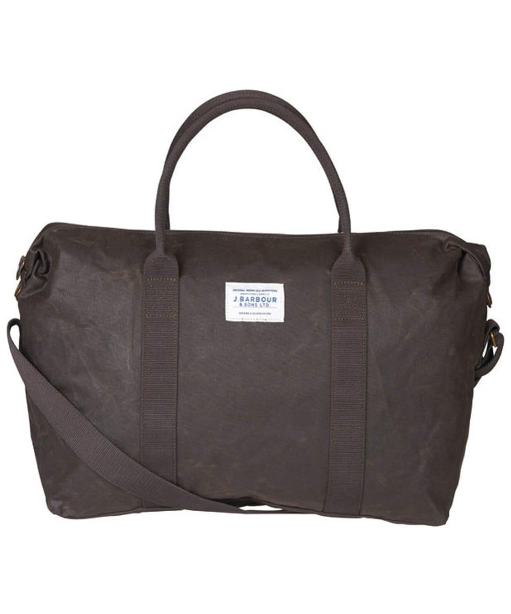 91e64e35af33 Barbour Dromond Holdall Bag - Olive