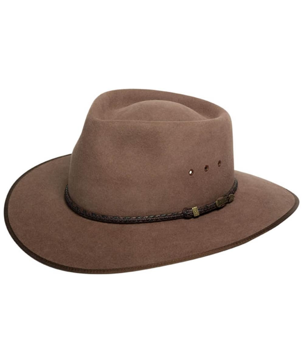 fa2d1d6a Men's R.M. Williams Akubra Cattleman Hat