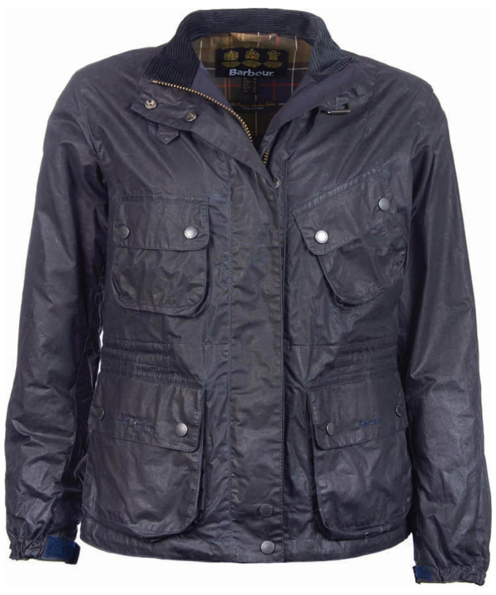 42aed2d557025 barbour winter utility wax jacket olive available via PricePi.com ...