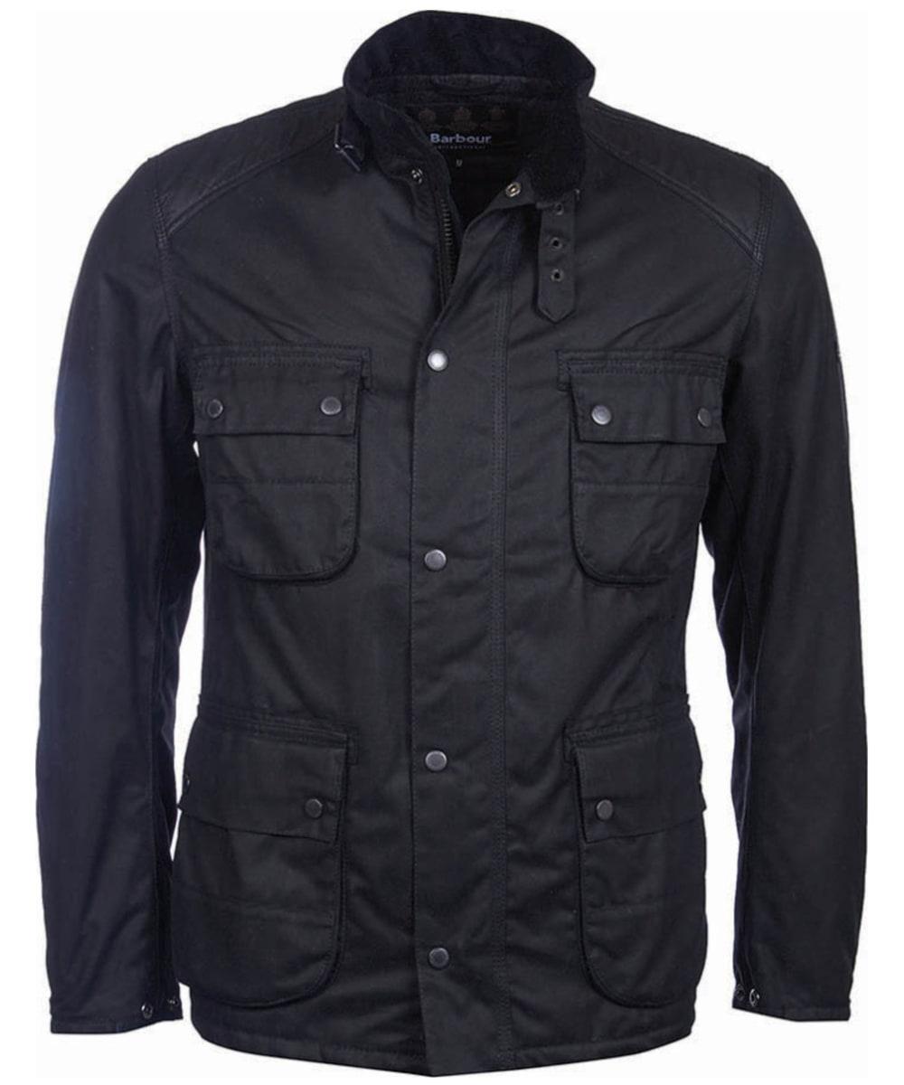 Men's Barbour International Weir Wax Jacket