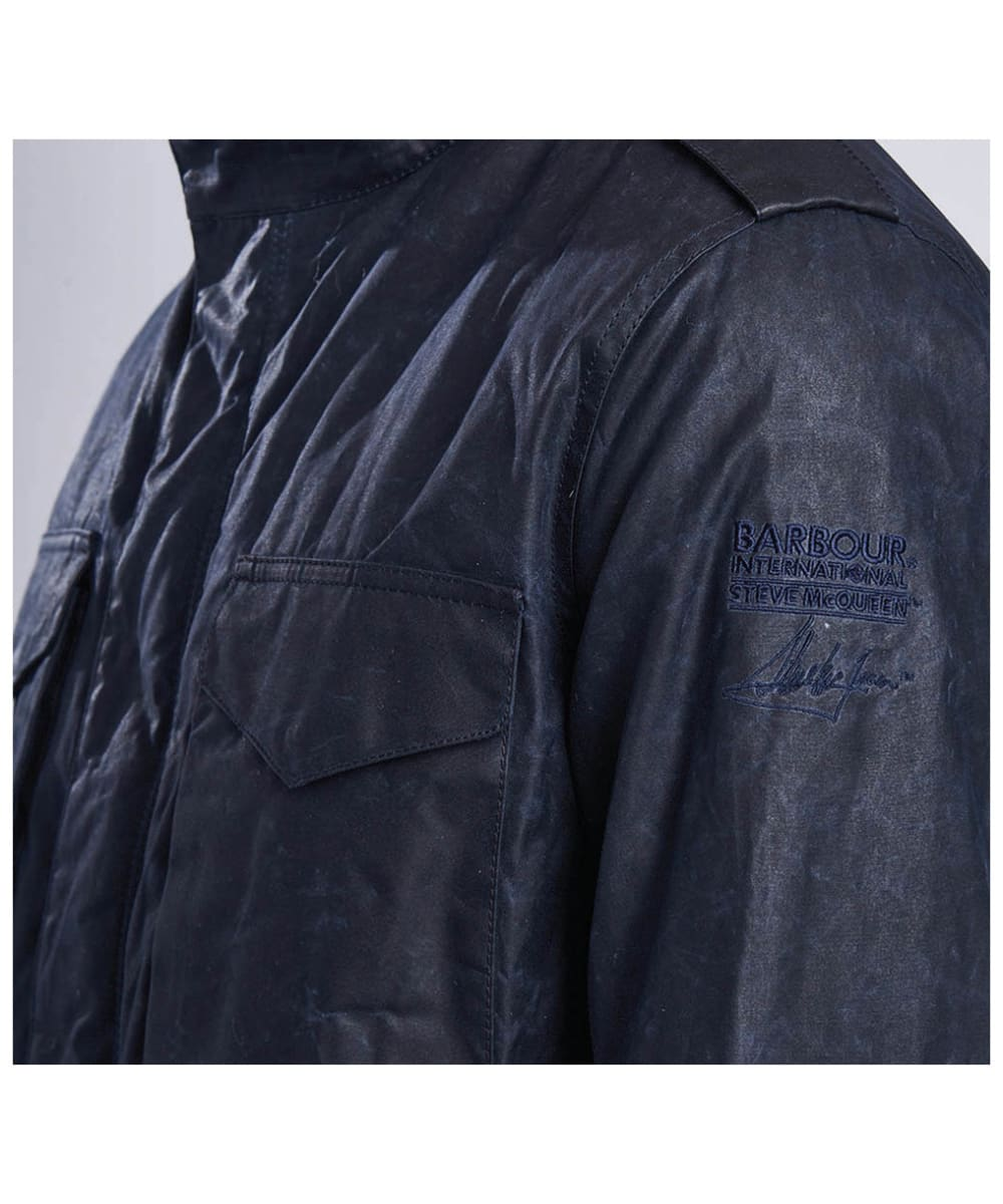 7e754b090948d Men's Barbour Steve McQueen Field Wax Jacket