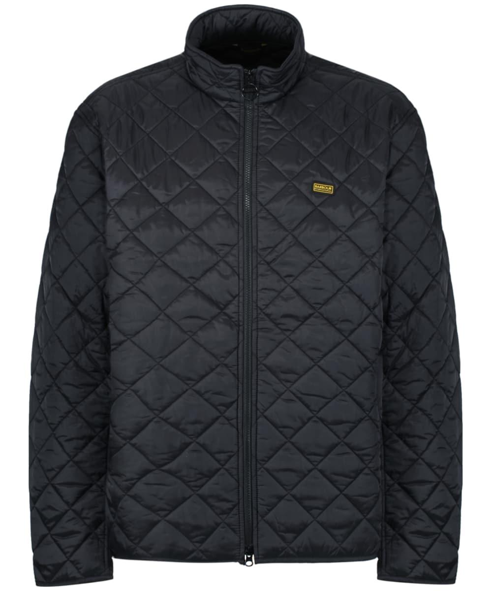 Men's Barbour International Gear Quilted Jacket