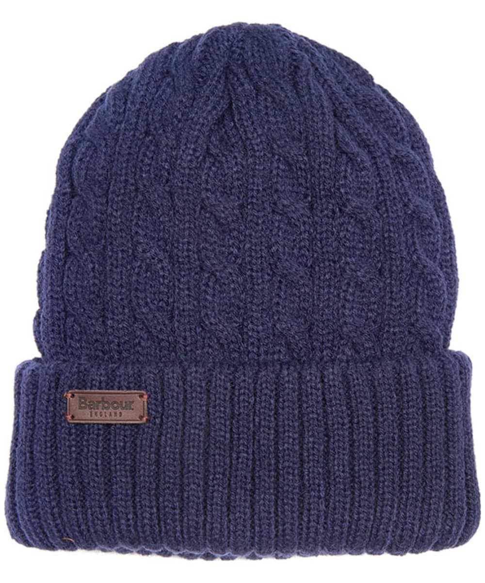 65856bd8947237 Barbour Cable Knit Beanie Hat