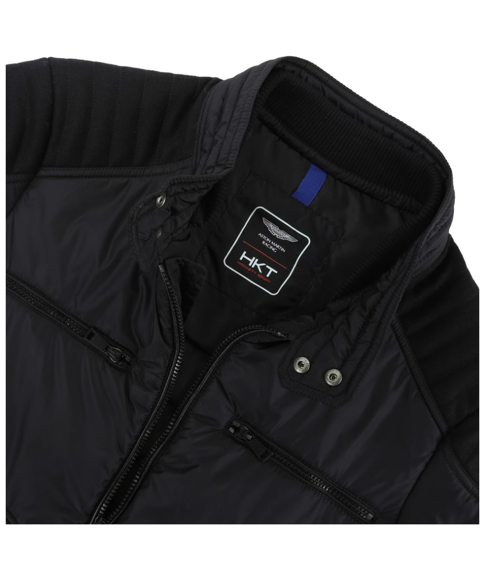 Men S Hackett Aston Martin Endurance Moto Jacket