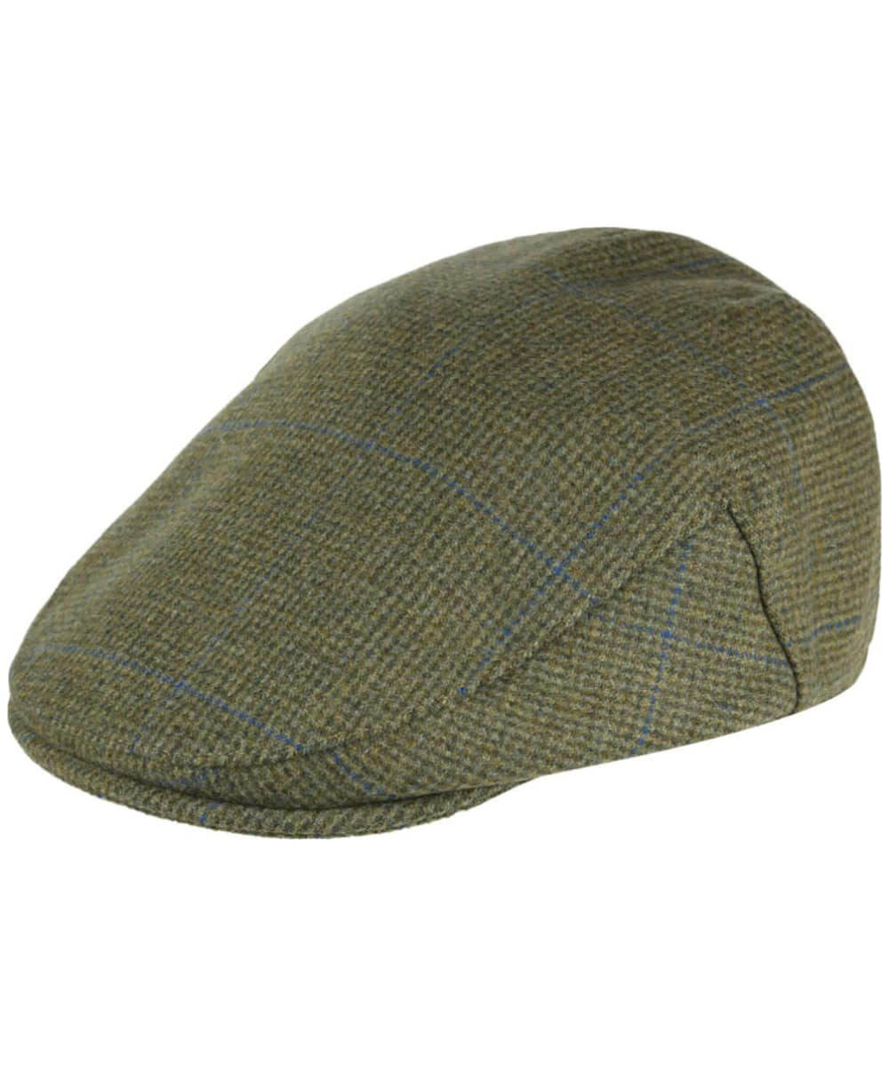 74be16bb4 Men's Alan Paine Combrook Waterproof Tweed Flat Cap