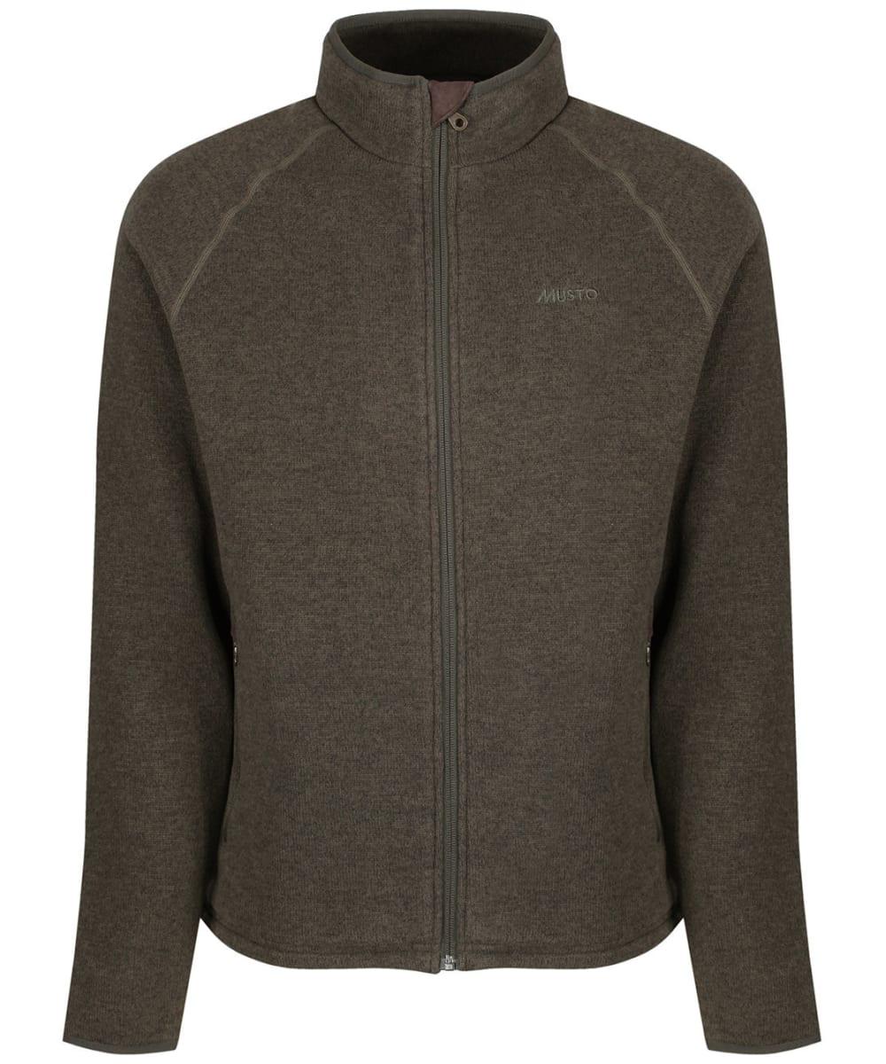 Men's Musto Super Warm Polartec® Windjammer Fleece Jacket