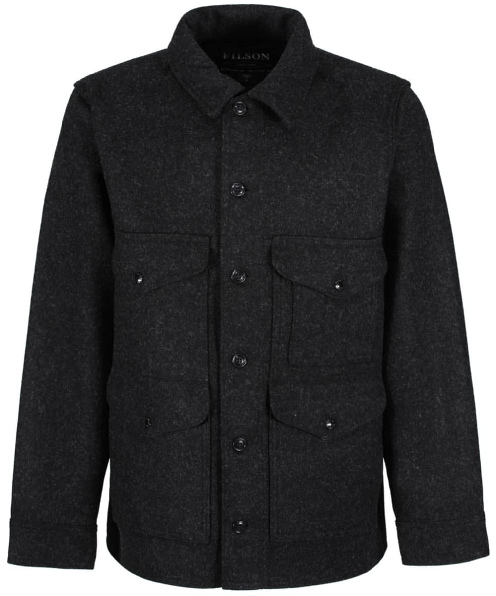 Men's Filson Mackinaw Wool Cruiser Jacket