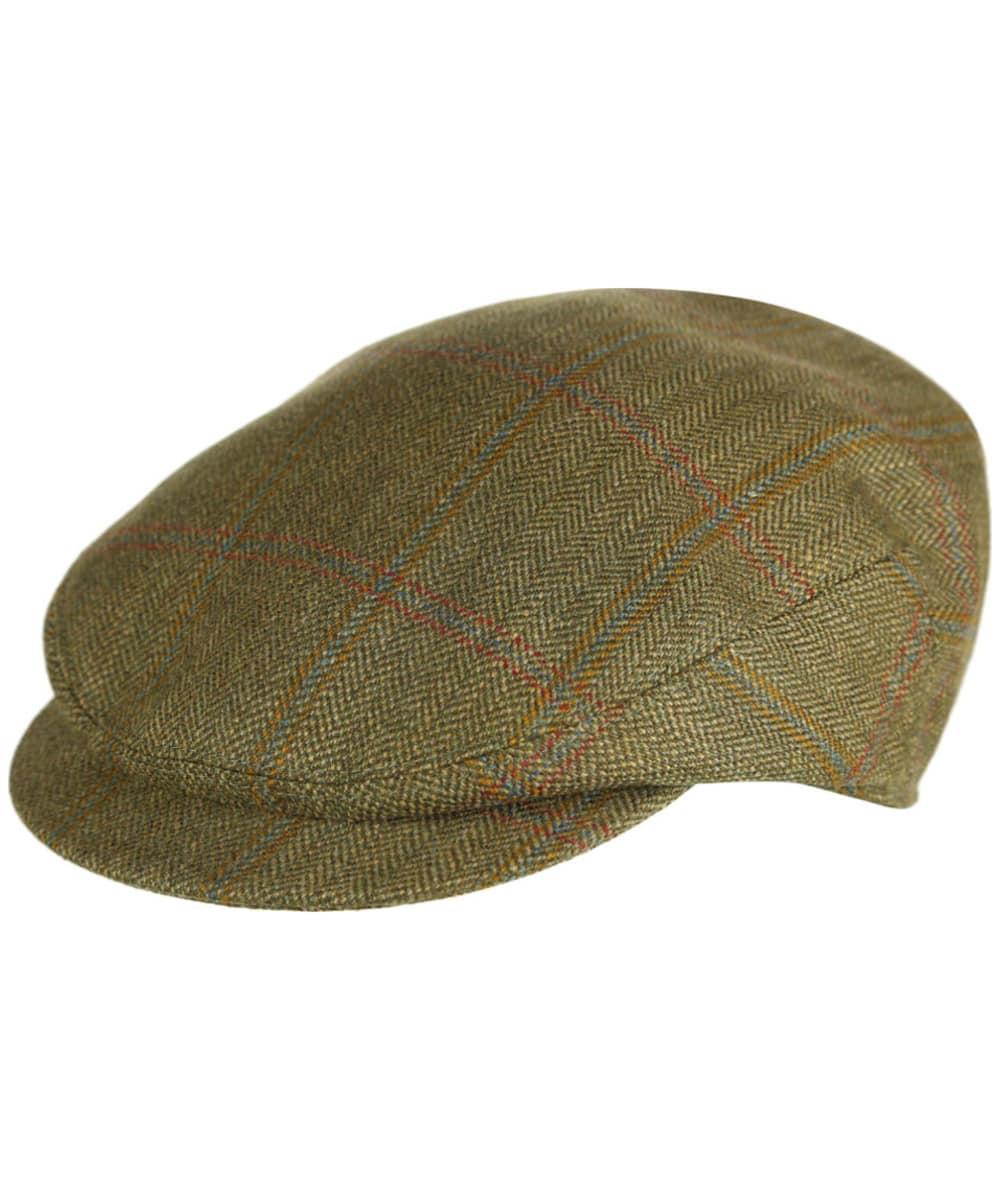 c027d336fbad4 Men s Schoffel Tweed Cap - Sandringham Tweed