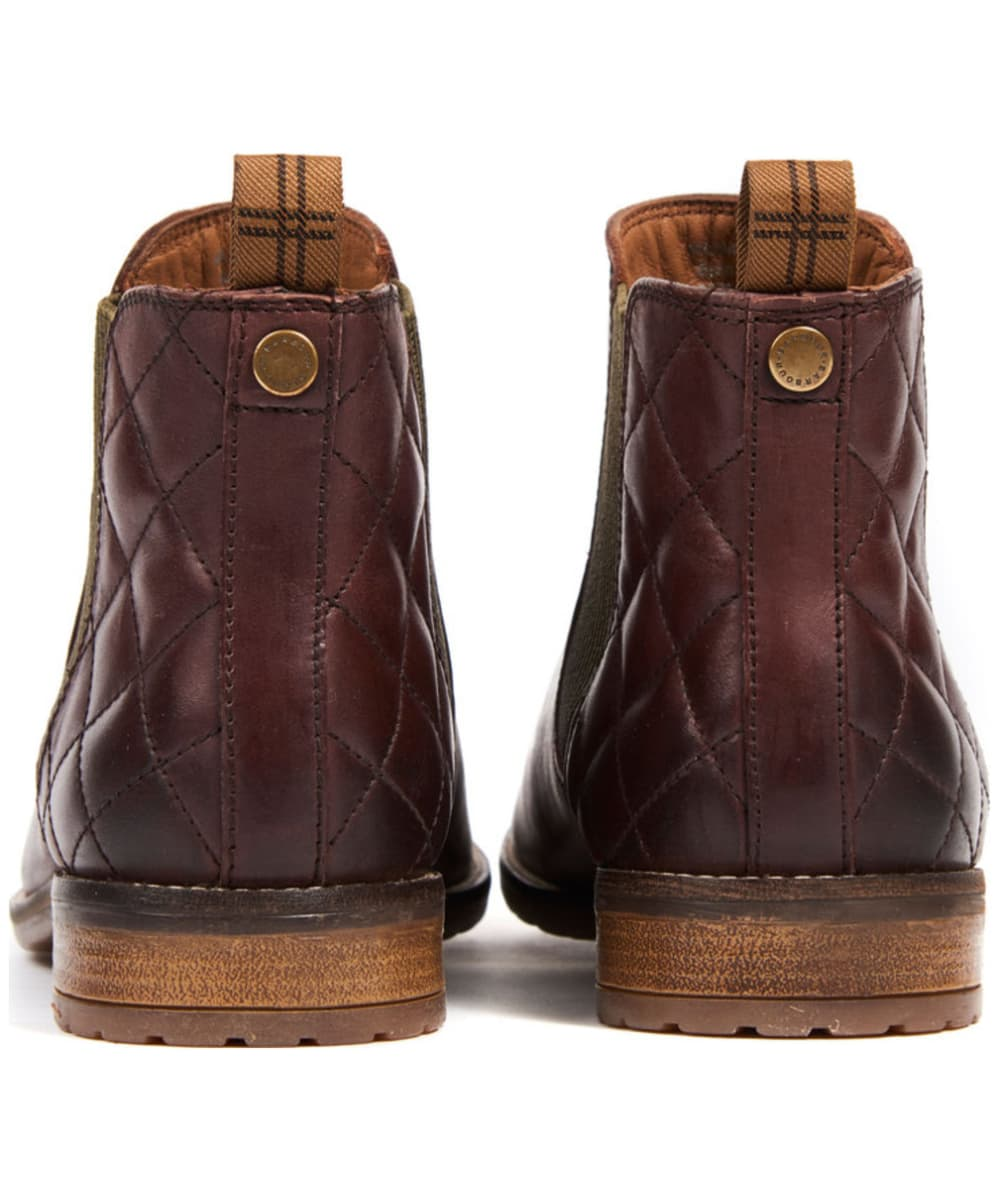 88954e36de15 ... Women s Barbour Abigail Chelsea Boot - Wine ...