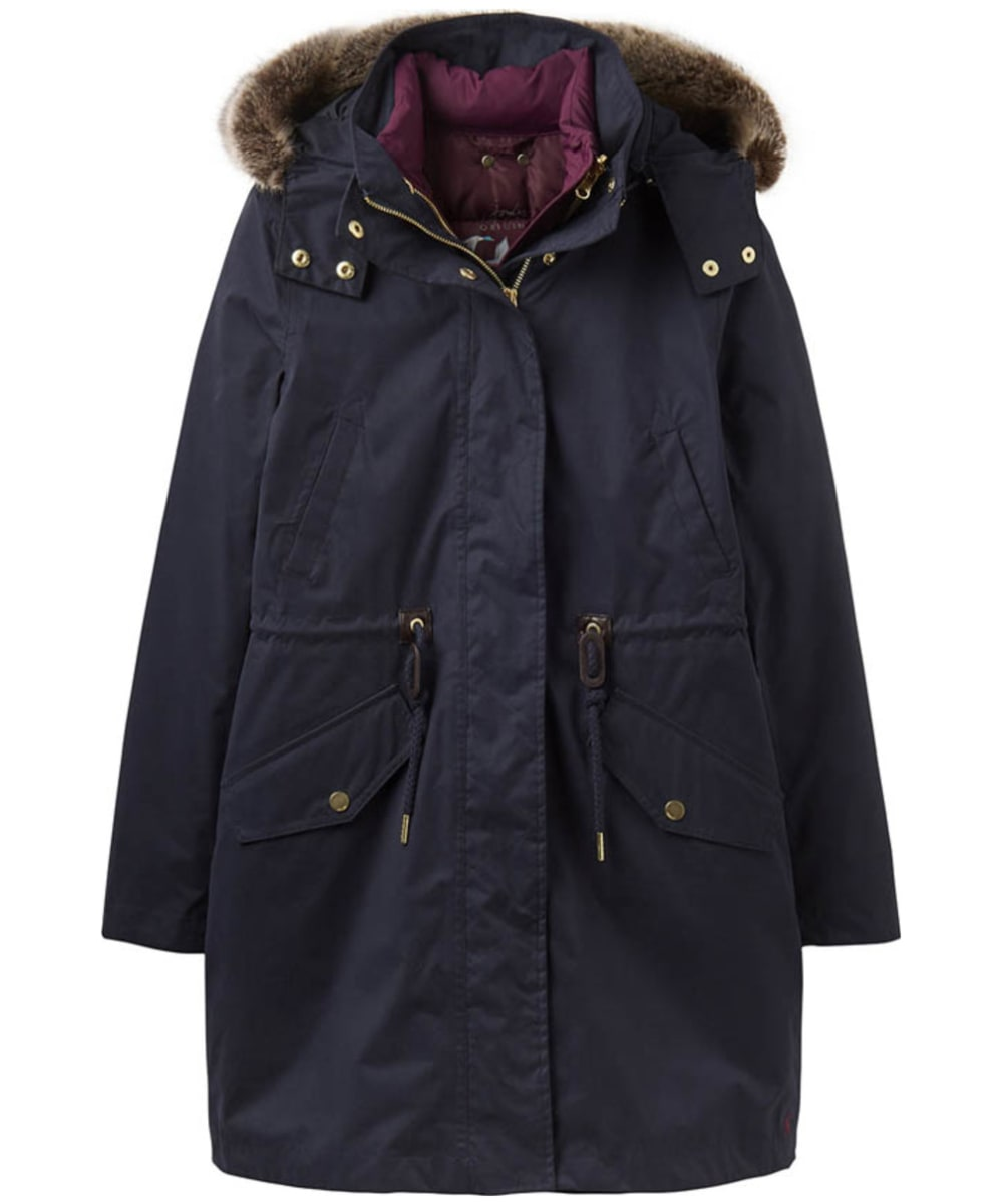 Women S Joules Wyndfall Jacket