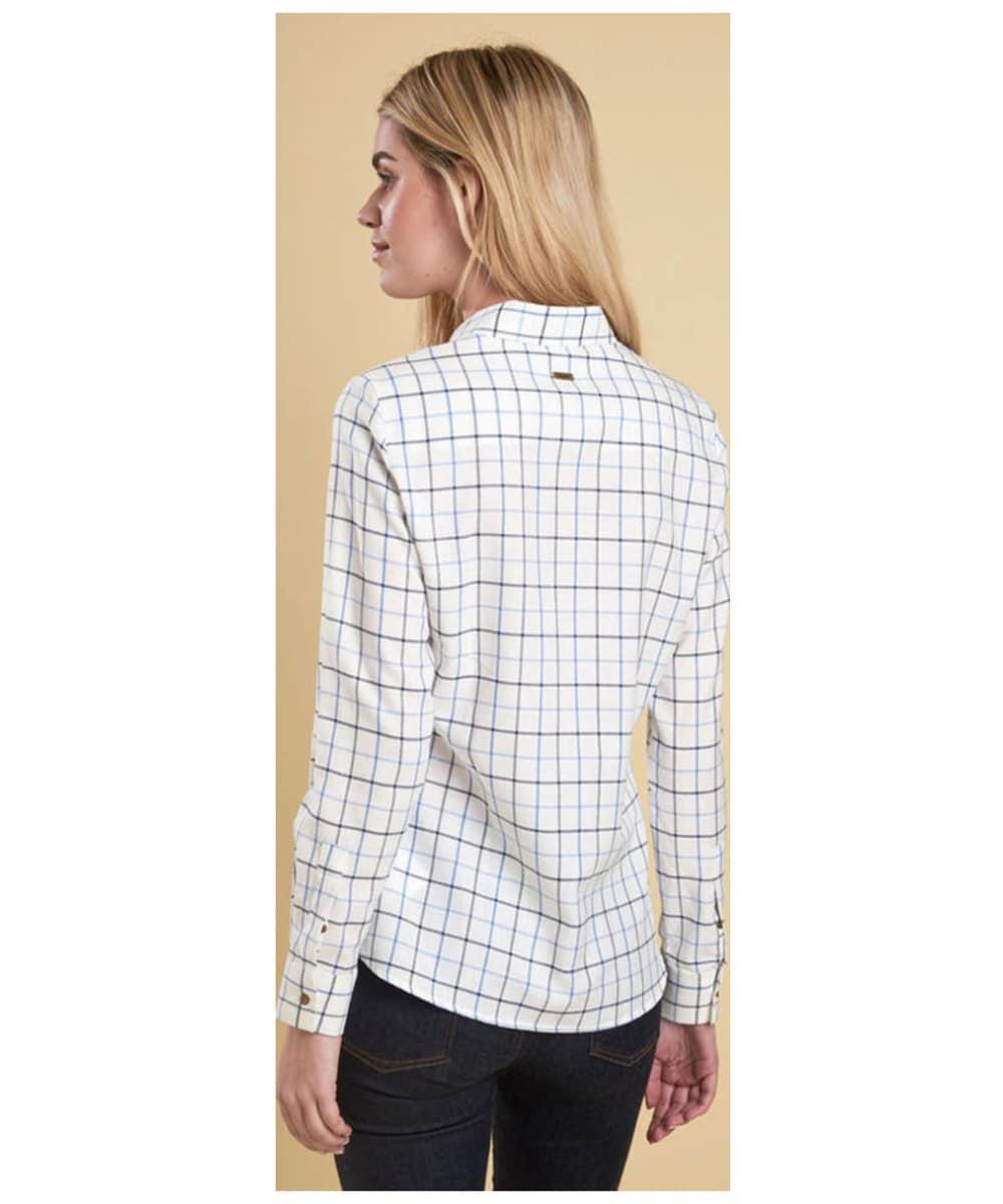 Women S Barbour Triplebar Shirt