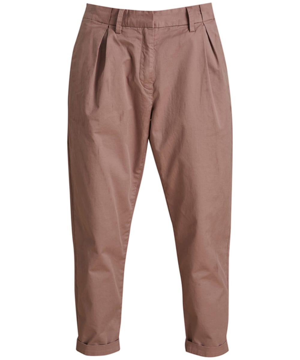 on feet at online for sale top-rated original Women's Barbour Pleated Chinos