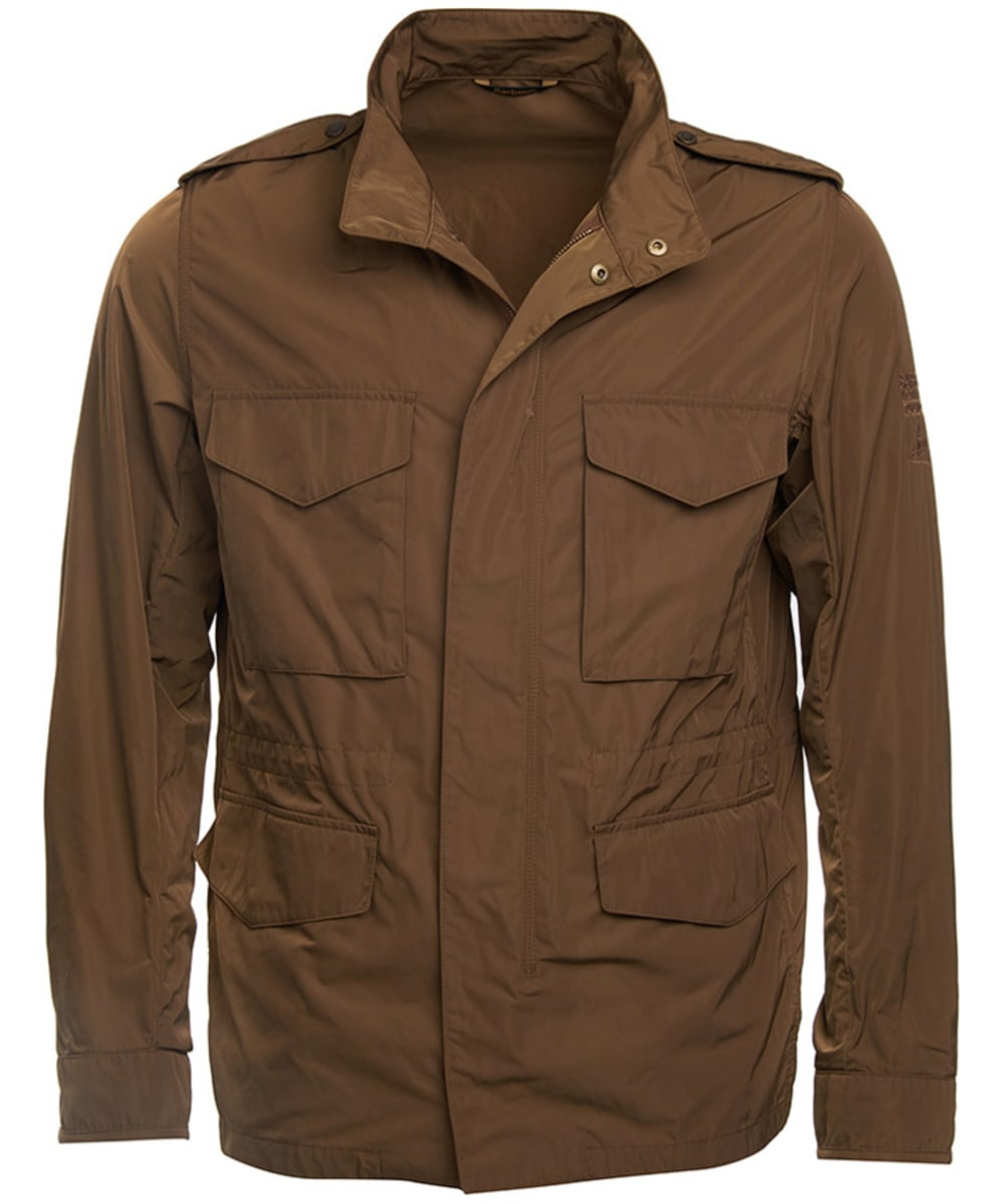 49995b03a025 Men s Barbour Steve McQueen Terrain Casual Jacket - Dark Sand