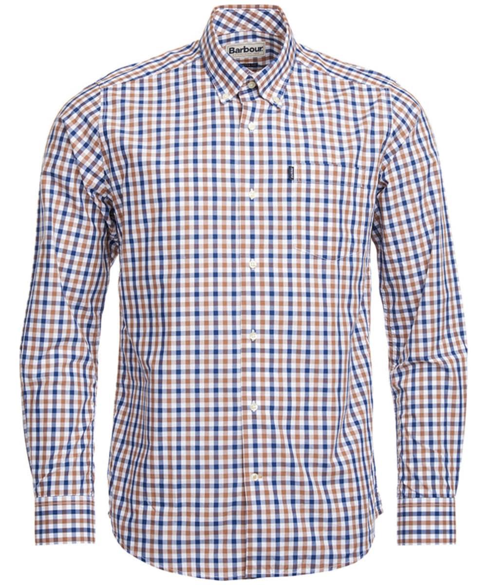befaefa467f5c Men's Barbour Gingham 4 Tailored Shirt