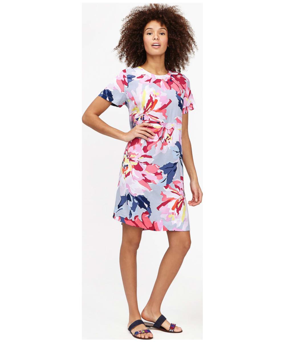 a9b19c5dd0b ... Women's Joules Krista Woven Dress - Full model shot ...