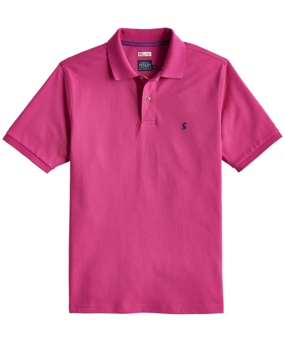 271bae42eaa Men's Joules Woody Slim Fit Polo Shirt - Summer Pink
