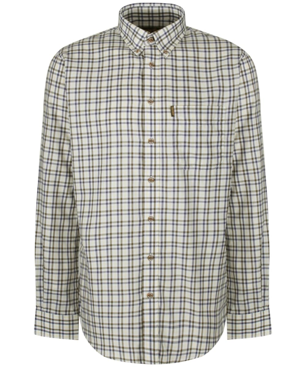 d99ffd9c Men's Musto Classic Button Down Check Shirt - Carrick Gold