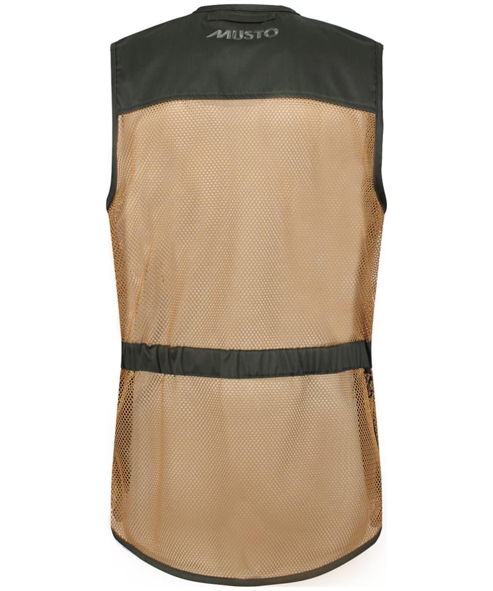 ce45095f9c232 ... Men's Musto Competition Skeet Vest - Back ...