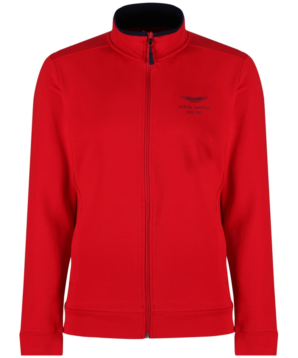 Men S Hackett Aston Martin Racing Sweater Jacket