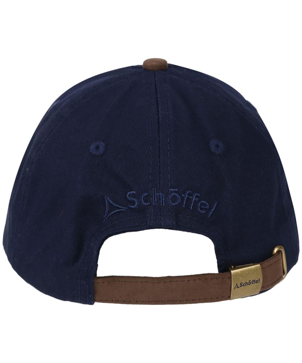 ... Schoffel Cowes Cap - Navy ... 16a485fea8ca