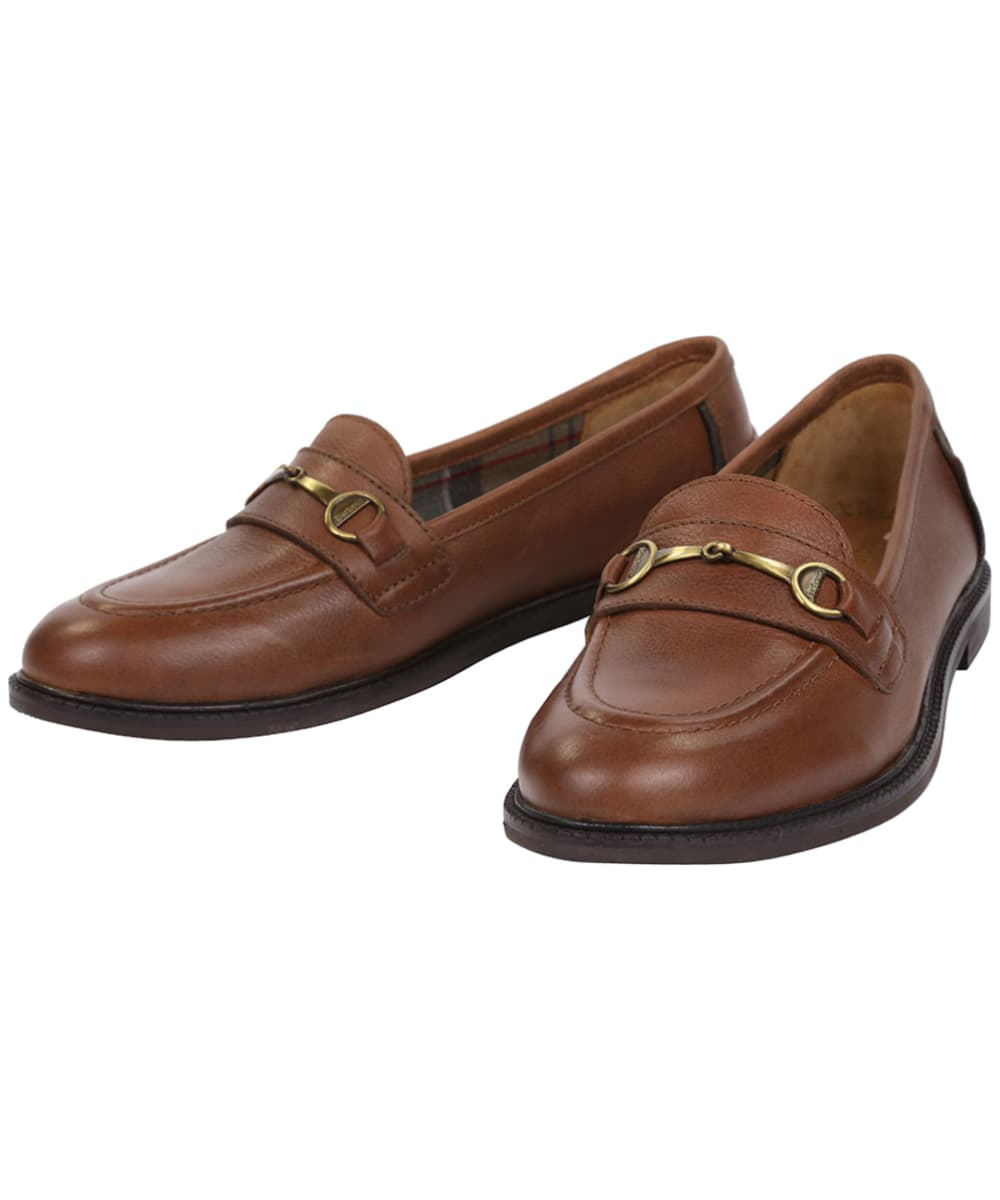 official shop a few days away buying new Women's Barbour Heather Loafers