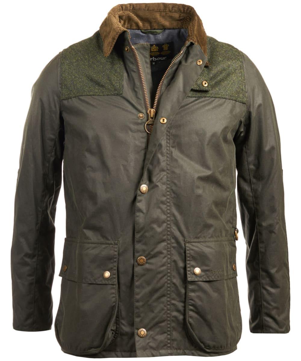 Men S Barbour Wight Waxed Jacket
