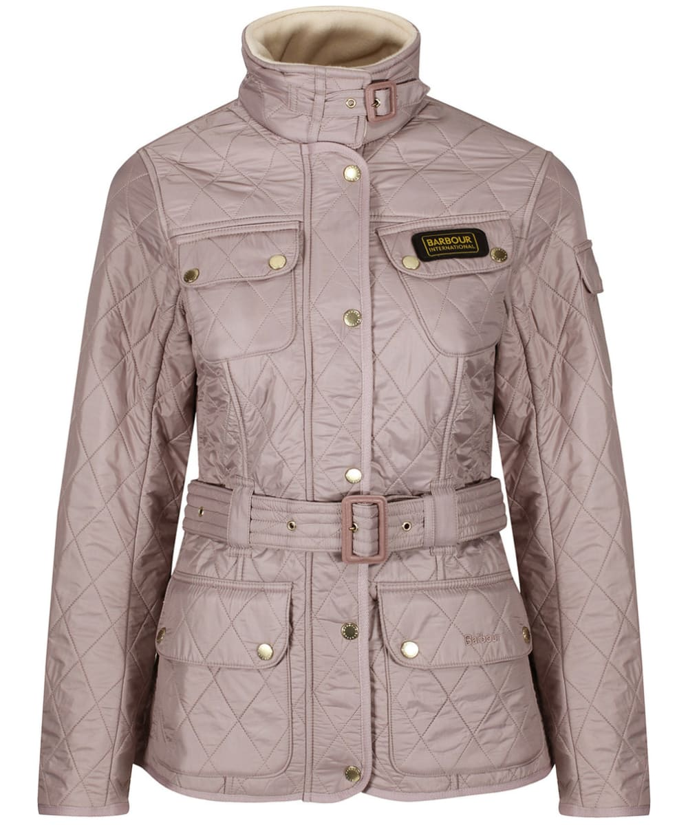 Women S Barbour International Polarquilt Jacket