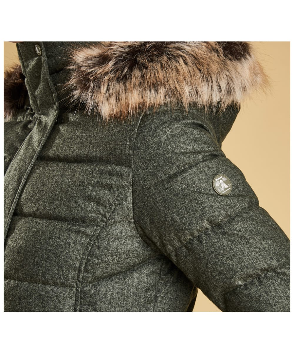 Women S Barbour Foreland Quilted Jacket